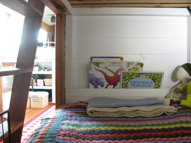 Elliott's bed
