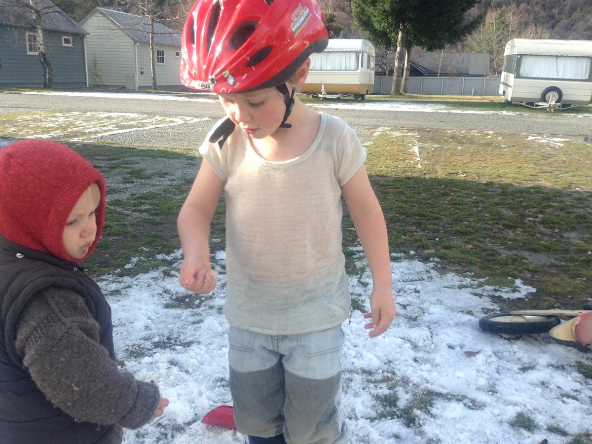 Winter in Arrowtown