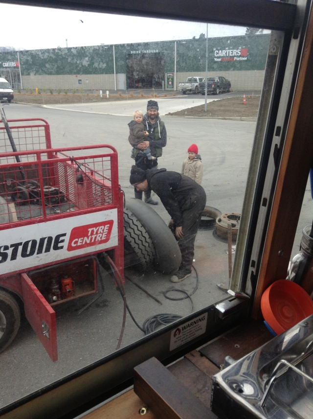 Friendly, fast and affordable puncture repair by Bridgestone in Frankton